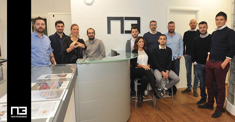 team n azienda informatica e software codogno