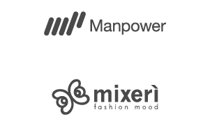 loghi  manpower mixeri