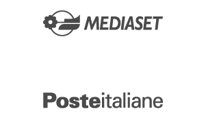 loghi  mediaset posteitaliane